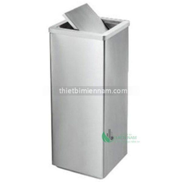 Thùng rác inox A34F 1