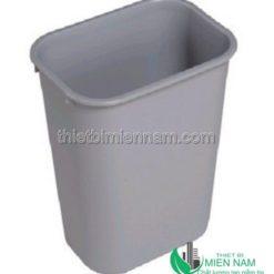Thùng rác nhựa không nắp 5