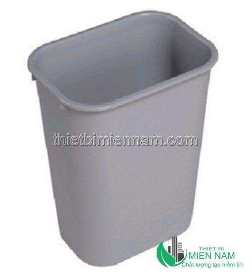 Thùng rác nhựa không nắp 3