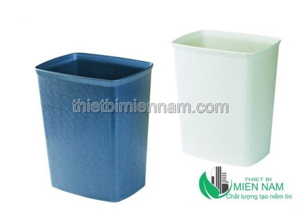 Thùng rác có các hạt chống cháy 1