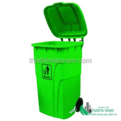 Thùng rác nhựa HDPE 240L 3
