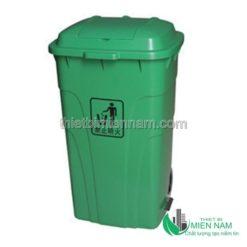 Thùng rác nhựa HDPE 240L 5