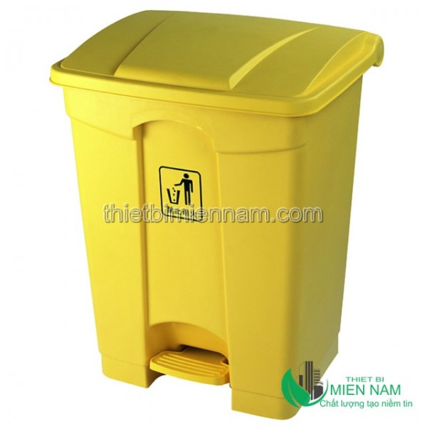 Thùng rác nhựa đạp chân 68L 1