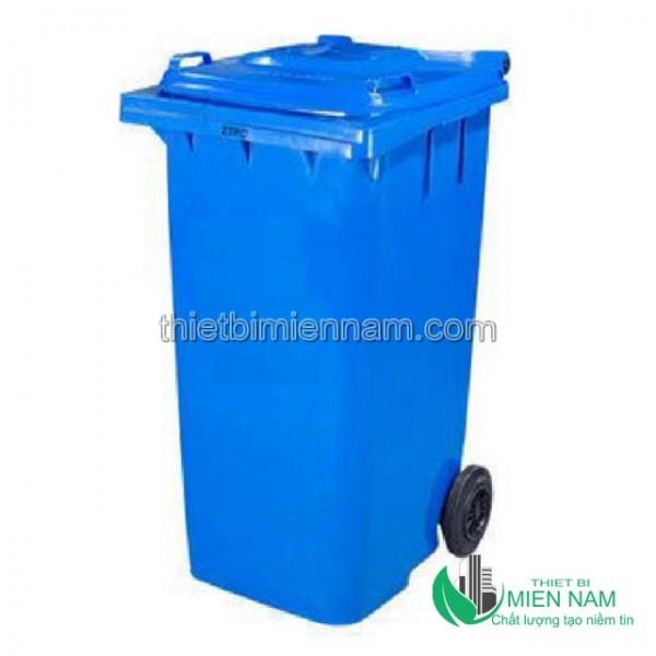 Thùng rác nhựa công nghiệp 240l 1