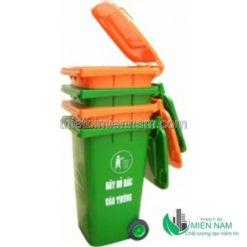 Thùng rác nhựa 240l giá rẻ 11