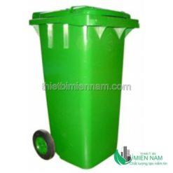 Thùng rác nhựa 240l giá rẻ 9