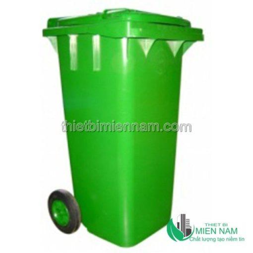 Thùng rác nhựa 240l giá rẻ 4