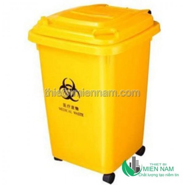 Thùng rác nhựa HDPE 50l 3