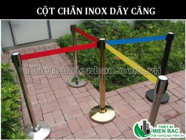 Cột chắn inox giá rẻ tại Hà Nội 3