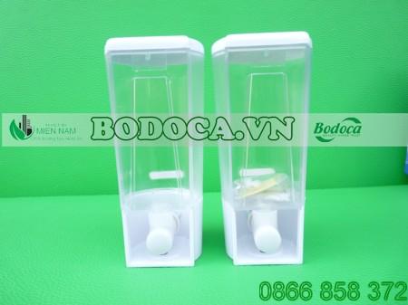 hộp xà phòng bằng nhựa, bình đựng nước rửa tay treo tường, hộp xà phòng treo tường