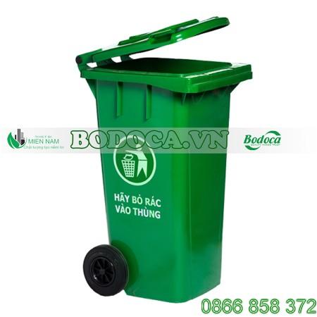 Thùng rác công công 120l