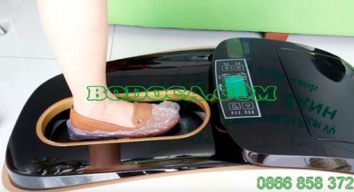 Máy bọc giày tự động Hà Nội 4