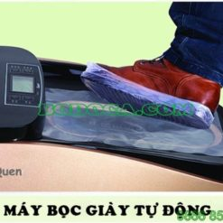 Máy bọc giầy tự động bệnh viện 7