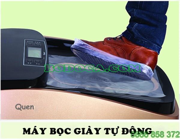 Máy bọc giầy tự động bệnh viện 4