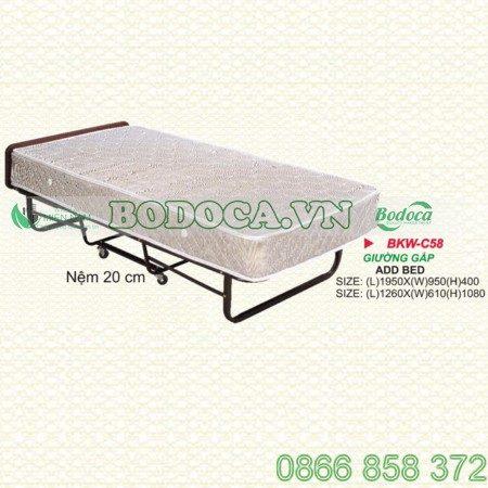 Giường gấp đa năng BKW-C58 7