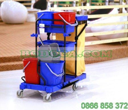 Xe làm vệ sinh bệnh viện AF08173 4