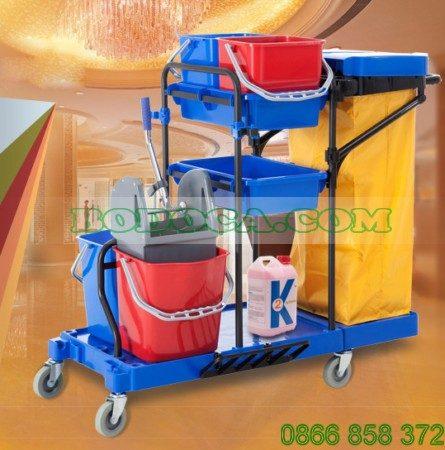 Xe làm vệ sinh bệnh viện AF08173 1