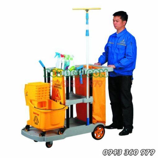Hướng dẫn mua các loại xe vệ sinh công nghiệp 1