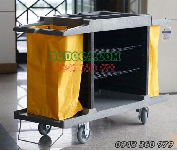 Xe làm phòng khách sạn resort bằng nhựa AF08169 3