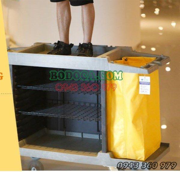 Xe làm phòng khách sạn resort bằng nhựa AF08169 22