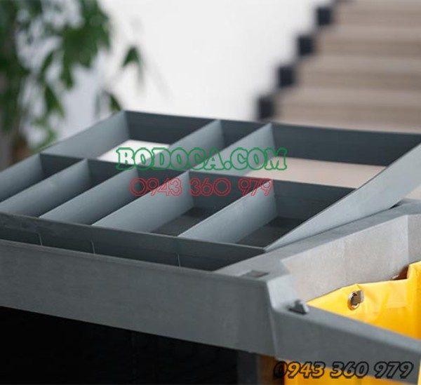 Xe làm phòng khách sạn resort bằng nhựa AF08169 8