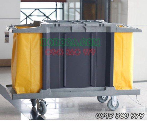 Xe làm phòng khách sạn resort bằng nhựa AF08169 6