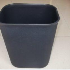 Thùng rác nhựa không nắp hình chữ nhật tại hà nội 6