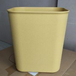 Thùng rác nhựa không nắp hình chữ nhật tại hà nội 7