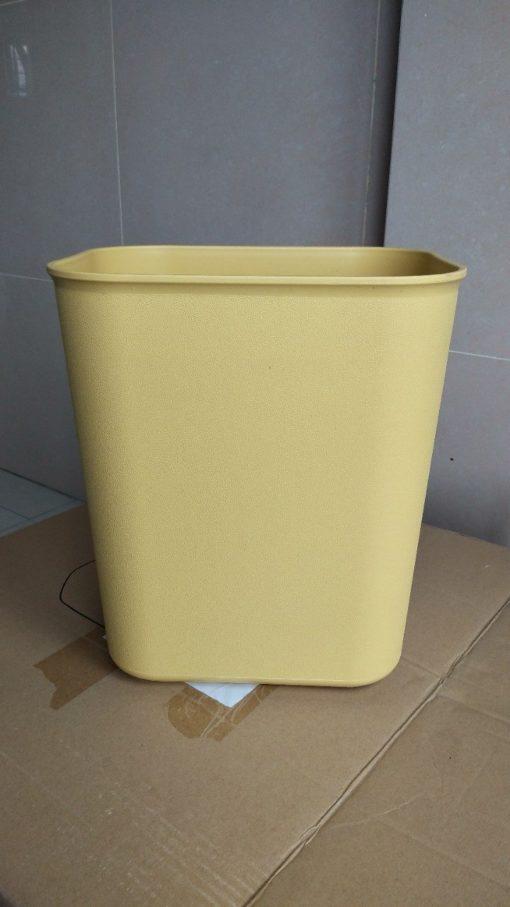 Thùng rác nhựa không nắp hình chữ nhật tại hà nội 4