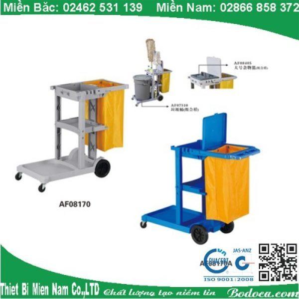Xe chữ L làm vệ sinh công nghiệp AF08170 5