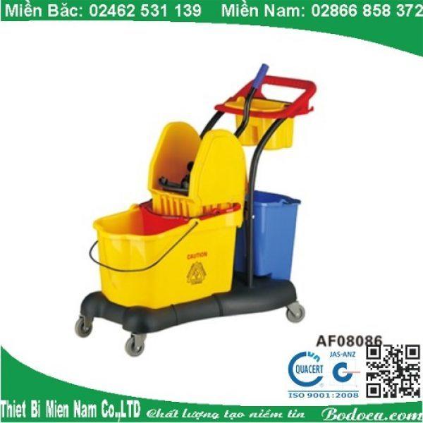 Xe vệ sinh cao cấp AF08086 giá rẻ tại HCM 1