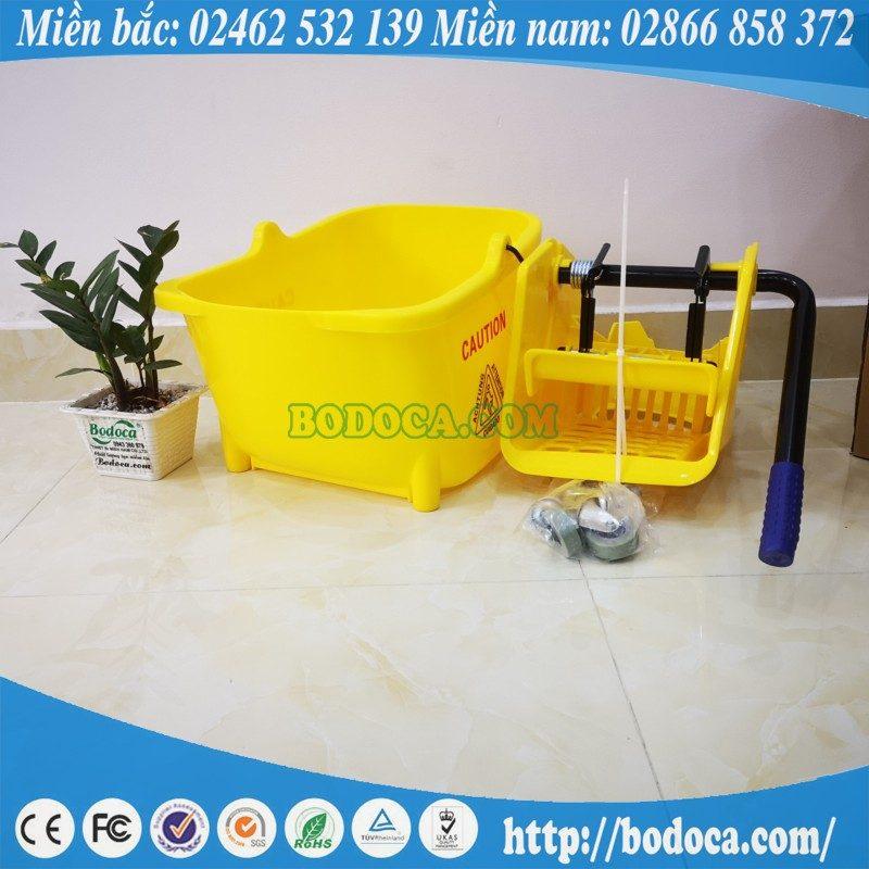 Xe ép nước lau sàn Bodoca 24L AF08079 3