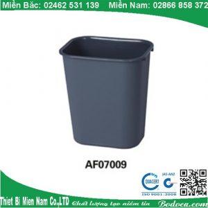 Thùng rác nhựa văn phòng không nắp 24 Lít